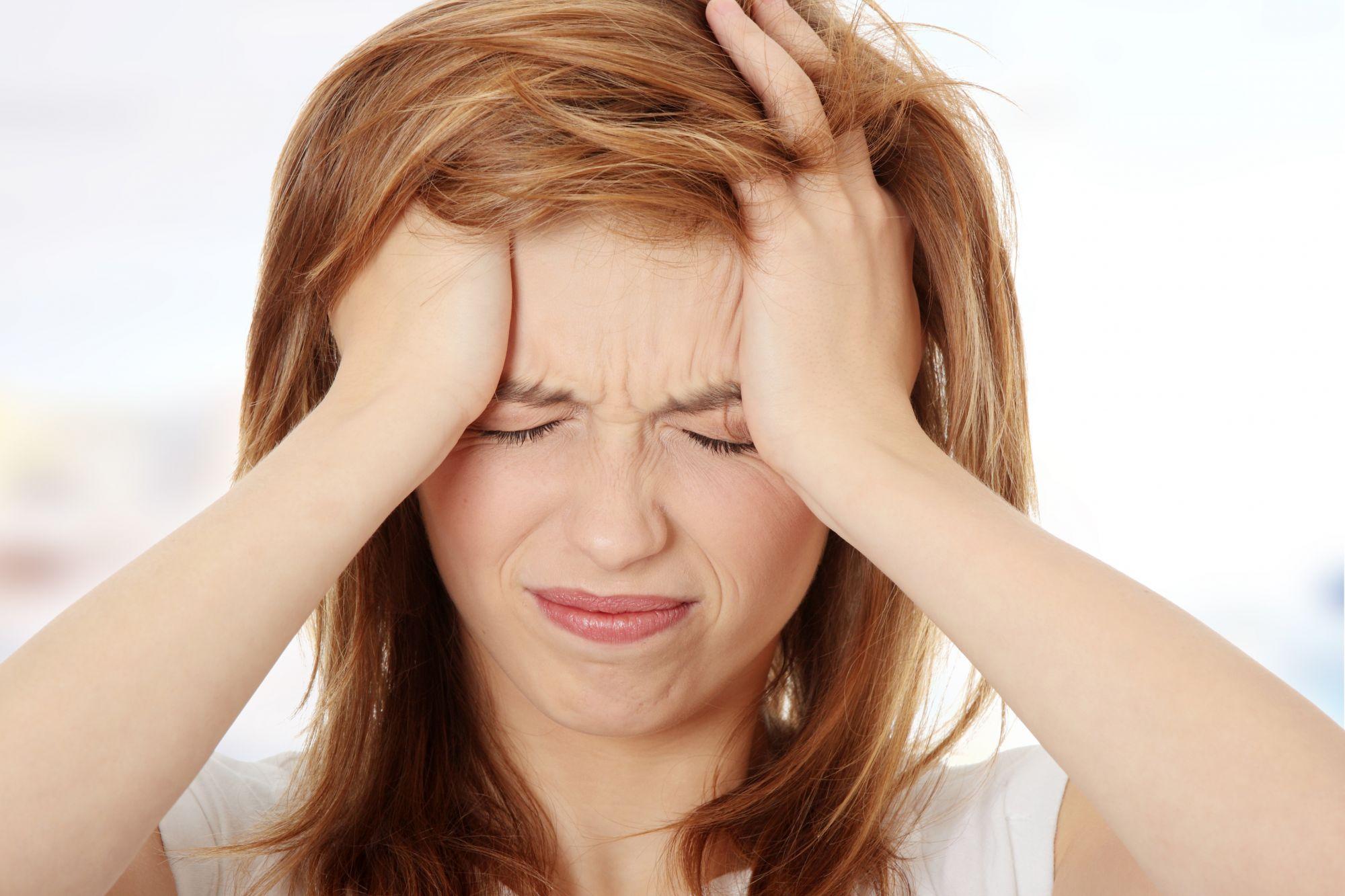 diagnóza, bolesť hlavy