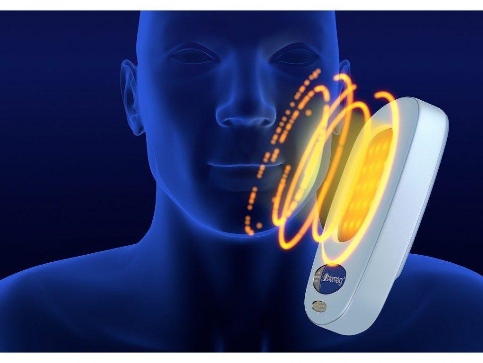 kombinace efektu magnetoterapie biomag apolarizovaneho svetla