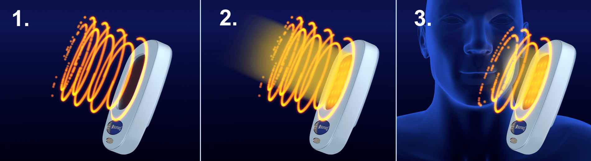 aplikator magnetoterapie polarizovane svetlo