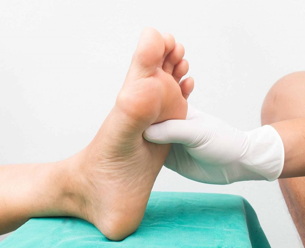 Choroba polyneuropatie