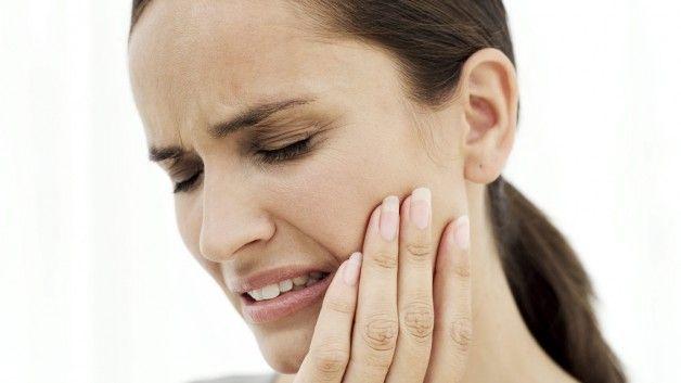 Bolesť čelustného kĺbu