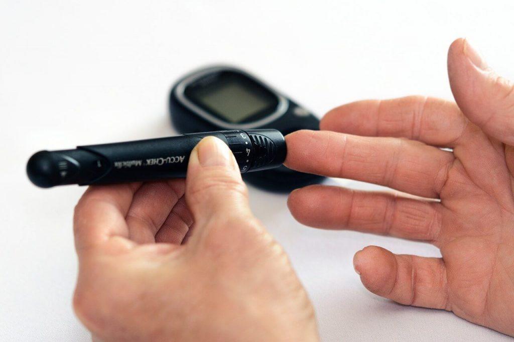 Diabetes mellitus - Cukrovka