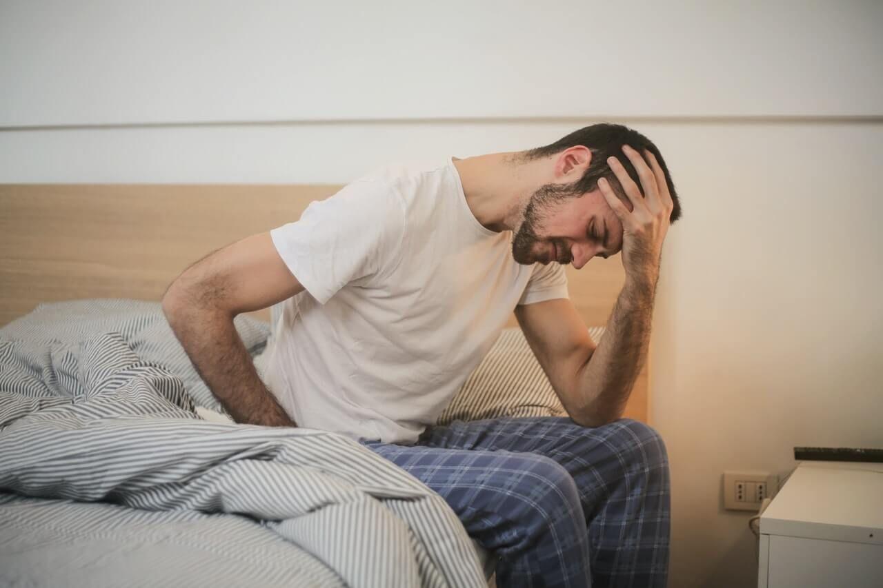 migréna - bolesť hlavy